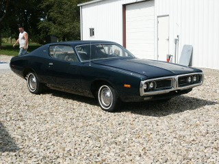 72 Charger Coupe 318