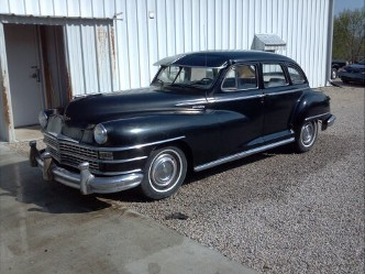 48 Chrysler Windsor